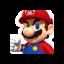 Mario's CSP icon from Mario Sports Superstars