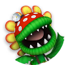 Icon of Dr. Petey Piranha from Dr. Mario World