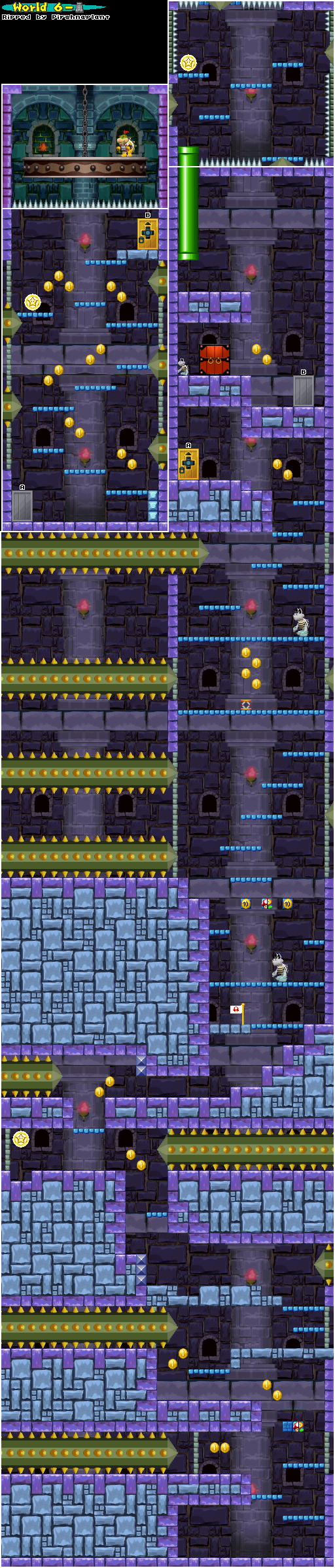 Map of World 6-Tower