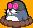 Metal Mawful Mole's battle sprite in Mario & Luigi: Bowser's Inside Story.