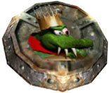 A Battle Arena Pad from Donkey Kong 64