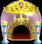 Model of the Garden Dome from Super Mario Galaxy
