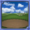 Green Meadow arena from Mario Party 5