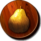 The Pear Kingdom's icon from Donkey Kong Jungle Beat