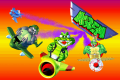 The victory screen for Team Krem in Diddy Kong Pilot 2003, shown after completing a cup as a Kremling