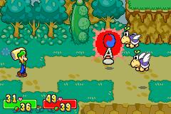 The Knockback Bros. from Mario & Luigi: Superstar Saga