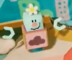 Sky-High Heights's Blockafeller in Yoshi's Crafted World.