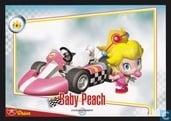 Baby Peach trading card