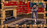 Joseph Haydn in the PC release of Mario's Time Machine