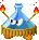 Sprite of an Eeker from Mario & Luigi: Superstar Saga + Bowser's Minions.