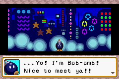 Bob-omb from Mario Party Advance