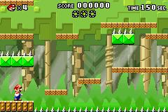 Level x-2 in Mario vs. Donkey Kong