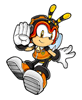 Charmy Sticker.png