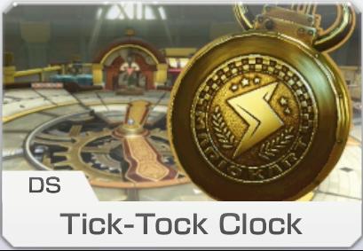 DS Tick Tock Clock