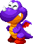 Sprite of a Rex from Mario & Luigi: Superstar Saga + Bowser's Minions.