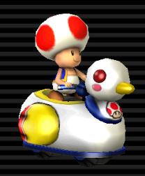 Toad's Quacker