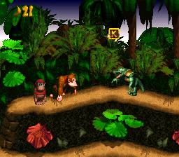 Jungle Hijinxs (Donkey Kong Country)