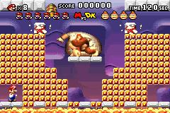 Level 3-DK+ of Mario vs. Donkey Kong