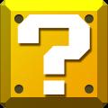 Sprite of a Mega? Block in New Super Mario Bros. U