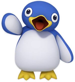 Icon of Penguin from Dr. Mario World