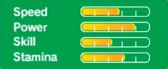 Zavok's stats in Rio 2016 3DS