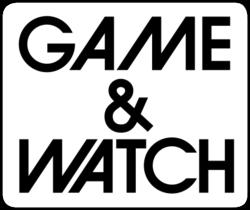 Game & Watch logo.