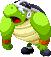 Sprite of a Chomp Bro (weakened) from Mario & Luigi: Superstar Saga + Bowser's Minions.