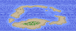 Koopa Beach 1 from Super Mario Kart.