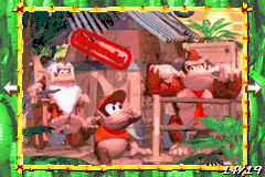 Page 14 of the Scrapbook in Donkey Kong Country
