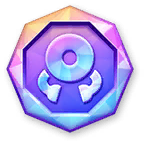 Doc token from Dr. Mario World