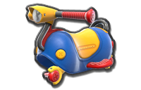 Mr. Scooty body from Mario Kart 8