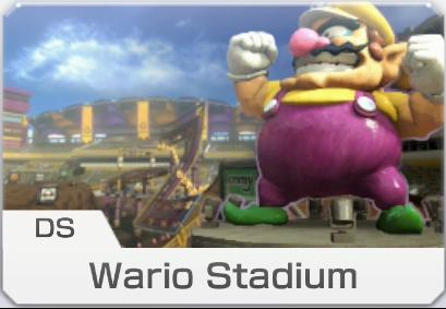 DS Wario Stadium