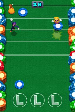 Shuffleboard Showdown from Mario Party DS
