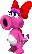 Sprite of Birdo from Mario & Luigi: Superstar Saga + Bowser's Minions.
