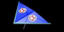 Toad's Super Glider in Mario Kart 7