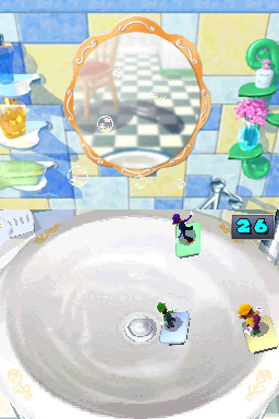 Soap Surfers from Mario Party DS