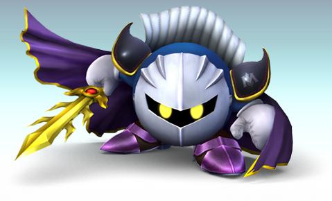 Meta Knight from Super Smash Bros. Brawl