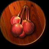 The Cherry Kingdom's icon from Donkey Kong Jungle Beat