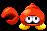 A Huckit Crab from Mario & Luigi: Superstar Saga + Bowser's Minions.
