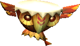 A Tiki Tork from Donkey Kong Country Returns