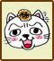 Icon for Masukoma Satoshi, one of the famous people who created microgames for WarioWare: D.I.Y.