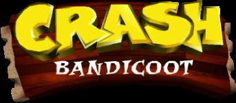 Logo of the Crash Bandicoot franchise.