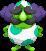 Sprite of Boddle from Mario & Luigi: Superstar Saga + Bowser's Minions