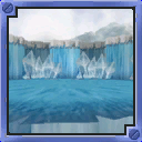 Snowy Slope arena from Mario Party 5