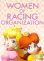 Women of Racing Organisation poster featuring Princess Peach and Princess Daisy from Toad Harbor