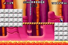 Level 3-3 in Mario vs. Donkey Kong