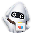 Icon of Dr. Blooper from Dr. Mario World