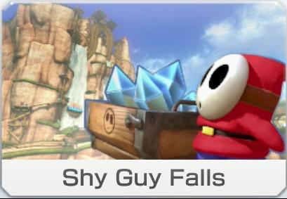 Shy Guy Falls