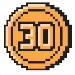 SMM2 30 Coin SMB3 icon.png