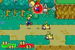 The Chopper Bros. from Mario & Luigi: Superstar Saga